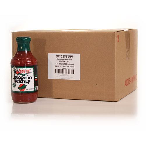 Jalapeno Ketchup Case - Medium