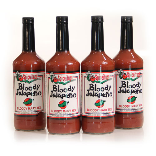 Bloody Jalapeno Mix 4 Pack